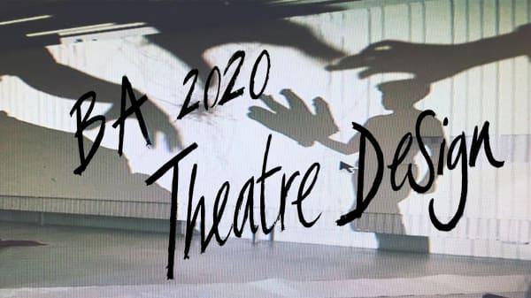 BA Theatre Design: Designers Meet Designers