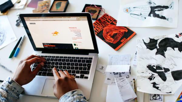 Design workflows in Adobe with Darren Fenn