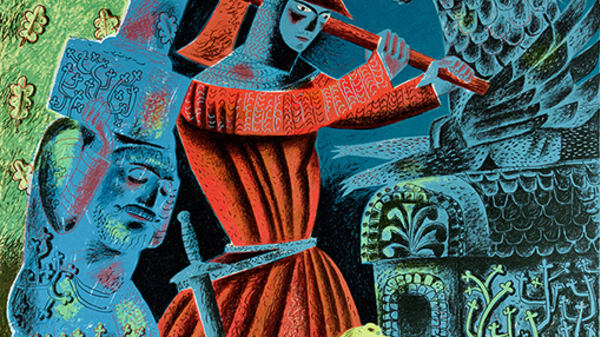 A Mythic Understanding: Inspired by David Jones