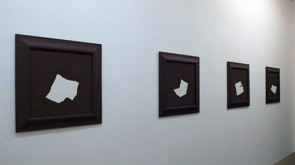 An exhibition of paintings and other works by David Troostwyk