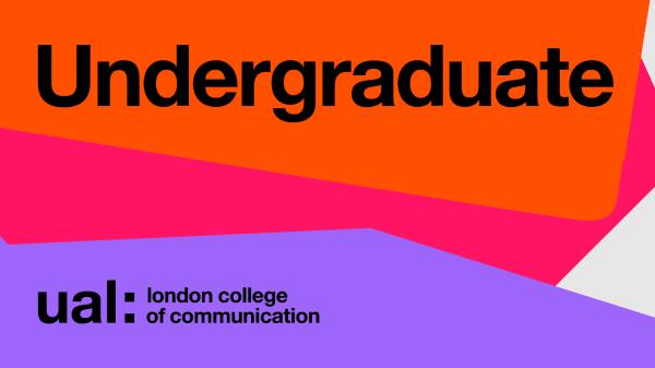 LCC Undergraduate Open Day: BA (Hons) Graphic and Media Design