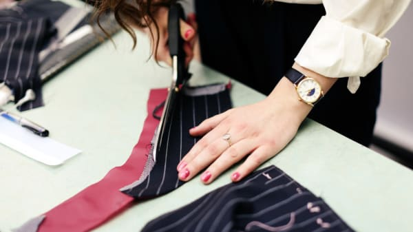 BA (Hons) Bespoke Tailoring and BA (Hons) Fashion Pattern Cutting: Undergraduate Virtual Open Day