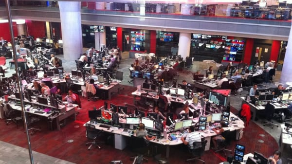 BA (Hons) Public Relations students collaborate with BBC journalists on Media Relations module