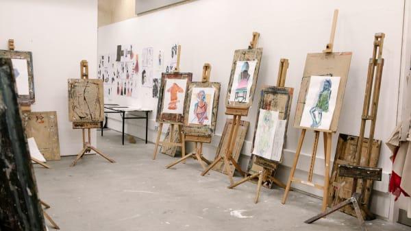 Summer Study Abroad - Contemporary Fine Art Practice