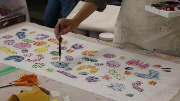 Creative Portfolio In Textile Design