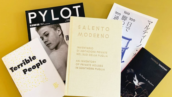 Bookshelf Picks: Annie Masciavè on zines, aesthetics and photography