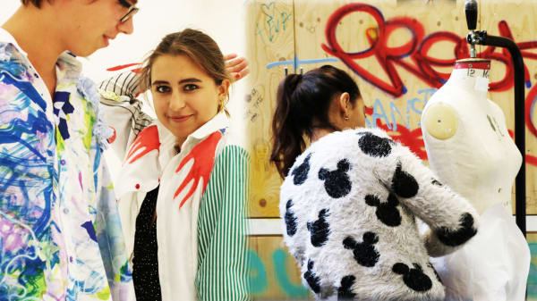 Fashion Womenswear Residential Summer School for 16 to 18 Year Olds