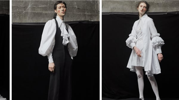 LCF Welcomes: Nabil El-Nayal is MA Womenswear course leader for 2019