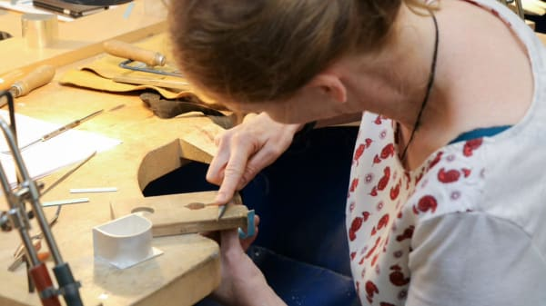 Introduction To Silversmithing