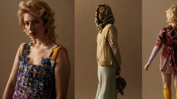 MA Womenswear graduate Olivia Rubens shares tutorial on how to make a hospital gown