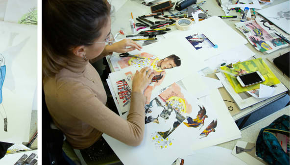 Fashion Design: Intensive