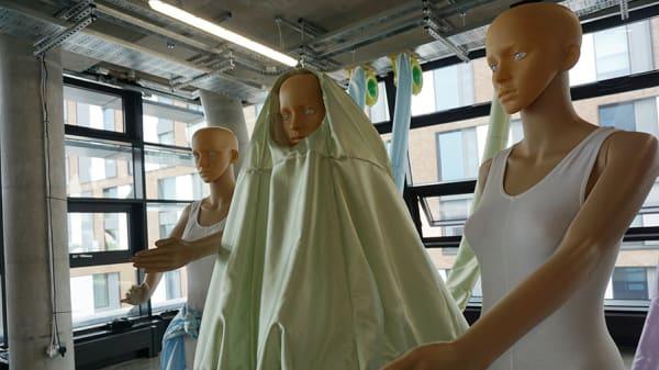 Recent BA Sculpture graduate Hannah Skinner on winning the David Troostwyk prize