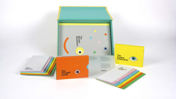 Design for Visual Communication graduate develops toolkit for children's mental health