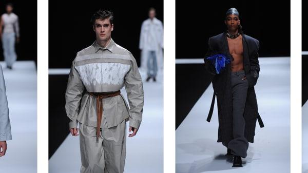 LCF19: BA Menswear Catwalk Show Recap