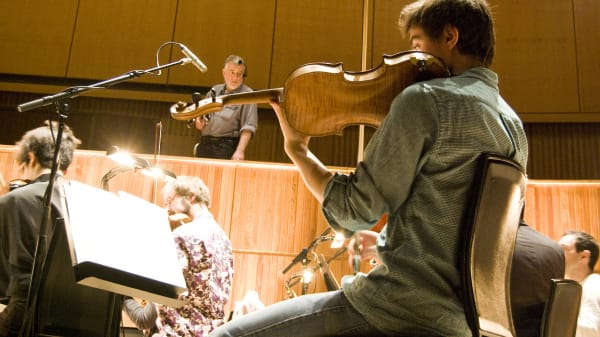 Photojournalism // LCC photographers document life of the London Sinfonietta Orchestra