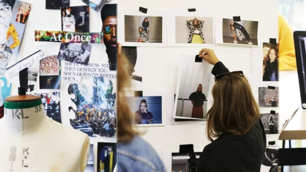 Fashion Communication Residential Summer School for 16 to 18 Year Olds