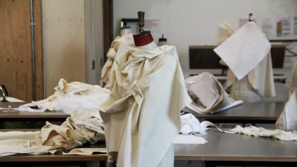 Draping Womenswear Design