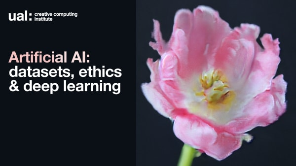 'Artificial AI: datasets, ethics and deep learning' workshop and symposium at the CCI