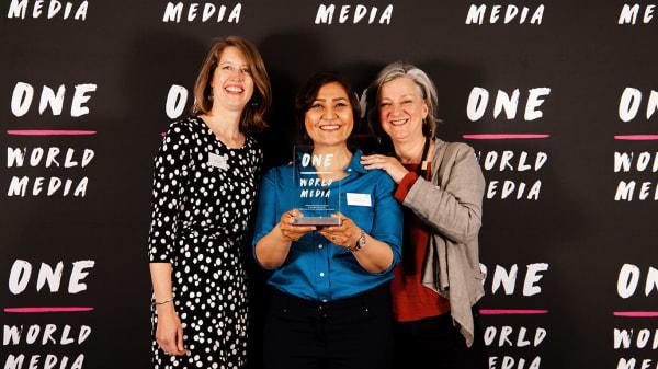 MA Documentary Film graduate gains prestigious awards for 'A Thousand Girls Like Me'