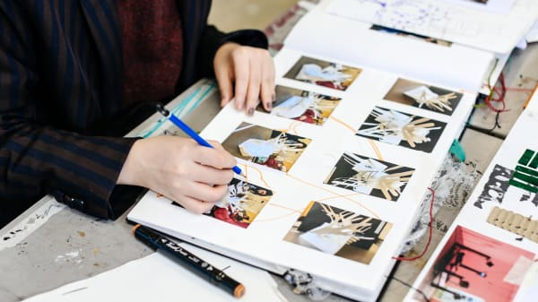 Funding guidance for UAL Level 3 Art and Design
