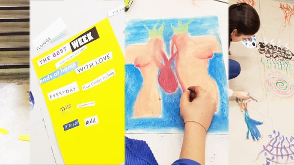 Health and Wellbeing through Art Making Short Course