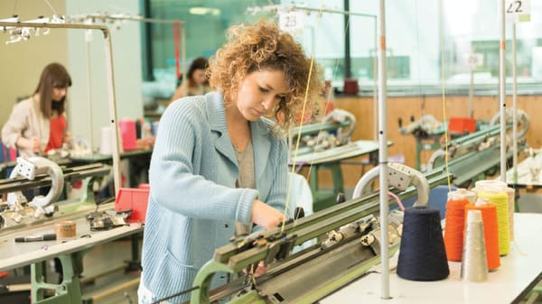 Fashion Manufacturing (Online Short Course)