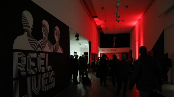 Reel Lives Games Arcade takes over LCC Well Gallery
