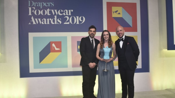 LCF students win big in footwear awards
