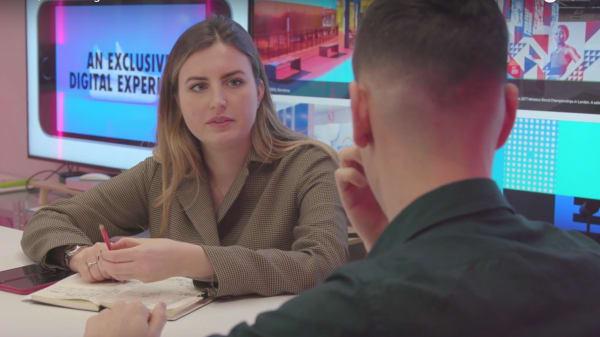 Watch: Meet 3D designer Anna Koroleva