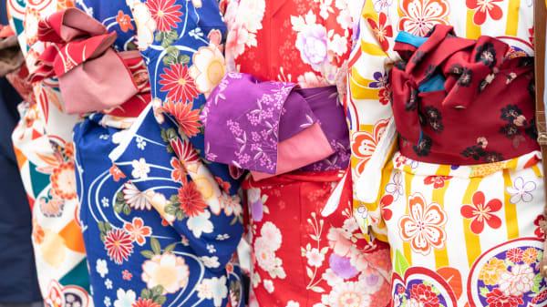 Kimono: History Design and Development