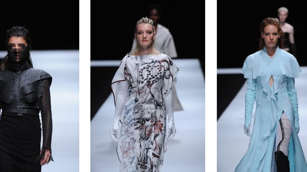 LCF19: BA Fashion Design and Development catwalk show recap
