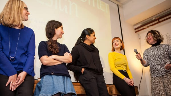 MA Graphic Media Design graduate's 'Hidden Women of Design' talk series returns