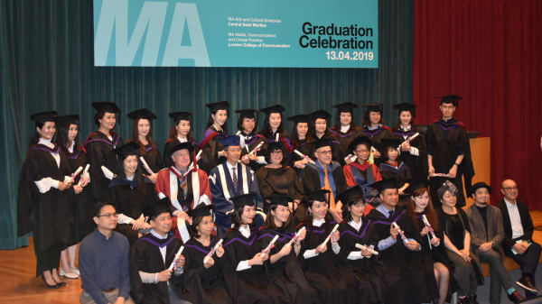 UAL Hong Kong talent ready for global creative industries
