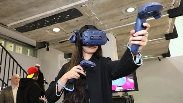 London College of Communication and LADbible partner on major project to explore how VR can combat harassment