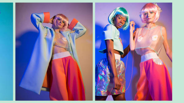 LCF BA Fashion Design and Development alumna awarded at the International Design Awards in LA