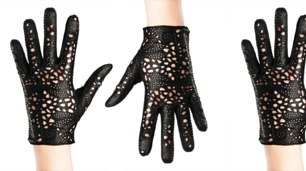 Leather Glove Making Workshop