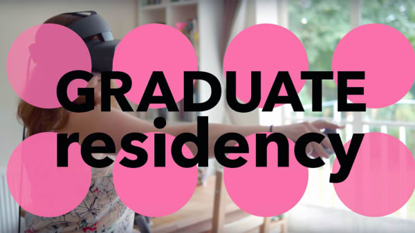 LCC's Graduate Residency Programme explores the 'Space Between'