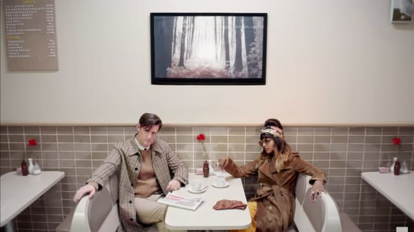 BA (Hons) Photography alumna Juno Calypso directs Christmas short for Burberry