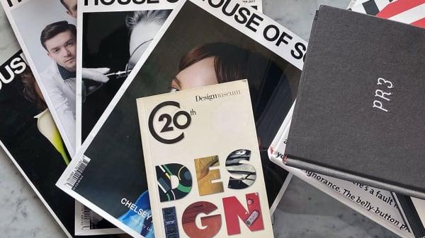 Bookshelf Picks: Lindy Staadecker on design bibles, sketchbooks and brand identity