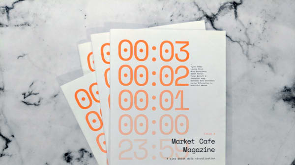 LCC Design School alumna launches data visualisation magazine