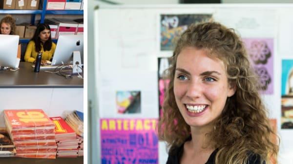 Summer Study Abroad: Federica Willemsen