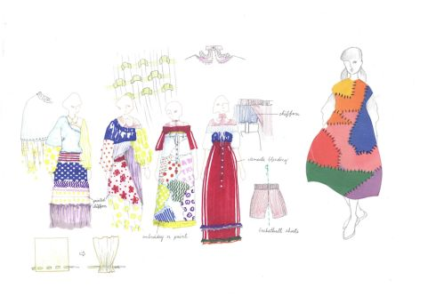 International Preparation For Fashion Certificate In Higher Education Ual
