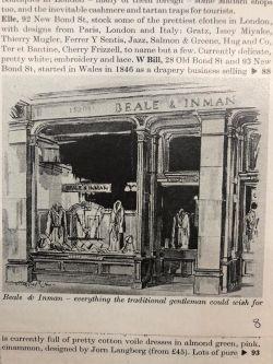very old business ledger illustration inside
