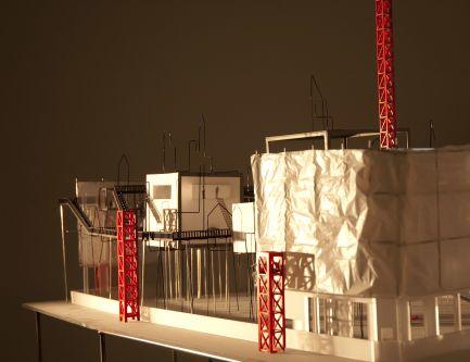 Architecture model.