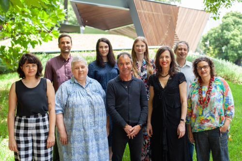 Victorian Premier's Literary Award Winners, © Hannah Koelmeyer 001