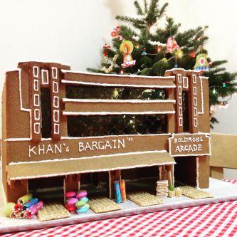 Gingerbread version of Khan's Bargains