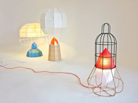 Lamps and lights by Chieh Ting Huang.