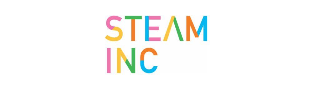 STEAM INC logo