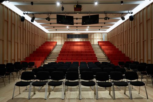 Camberwell College of Arts lecture hall
