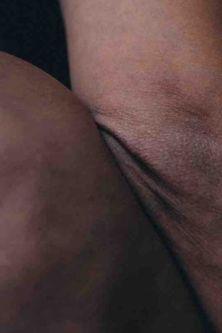 skin close up